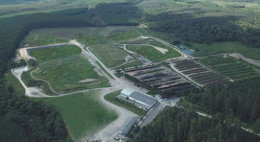 Central de Tratamento de Resíduos – CTR Planalto
