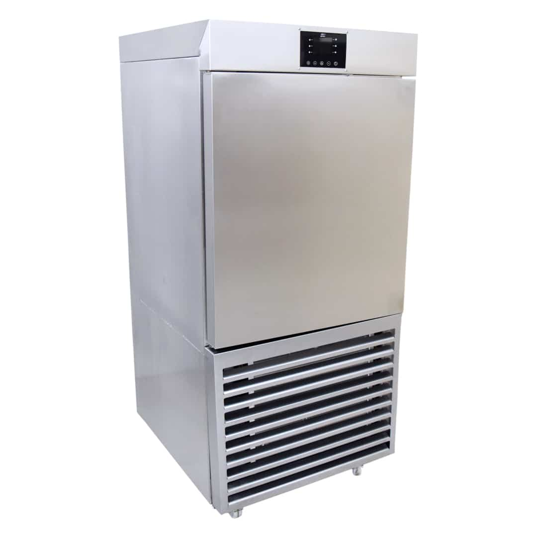 Ultracongelador de alimentos da Macom
