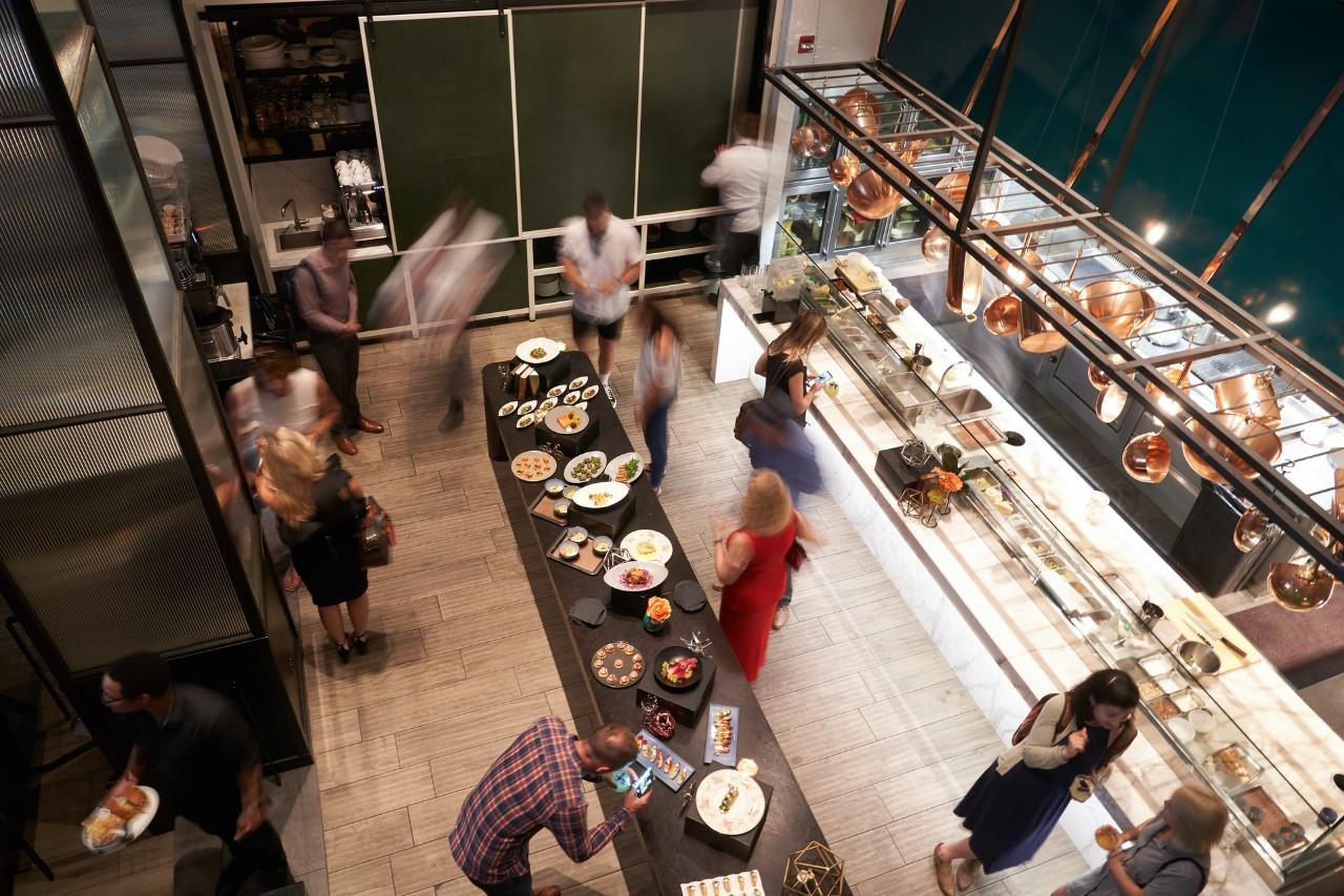 Viajando pelo mundo em busca do restaurante do futuro